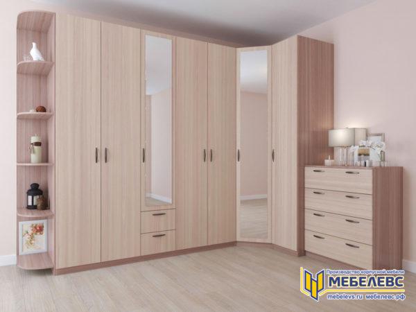 МС «Стандарт 24» Набор шкафов