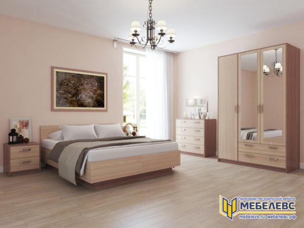 Спальня «Вектор 22»