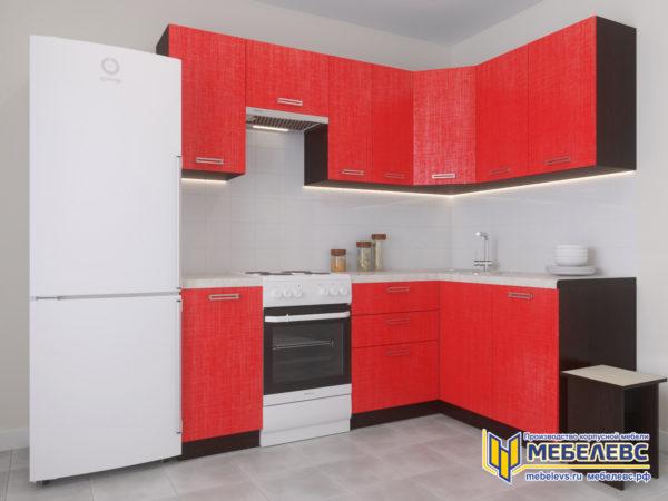 Модульная кухня «Лада» Артекс ЛДСП Чили