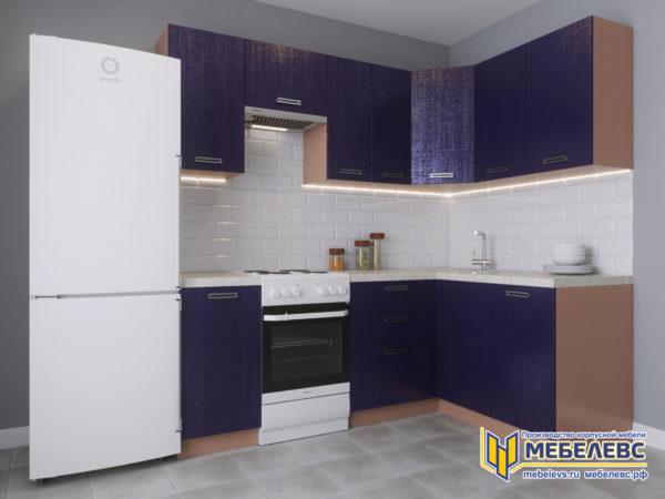 Модульная кухня «Лада» Артекс ЛДСП Аметист
