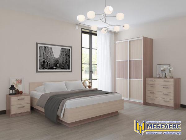 Набор мебели для спальни «Комфорт 22»